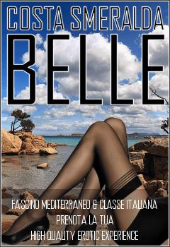 Escort Belle Milano Costa Smeralda