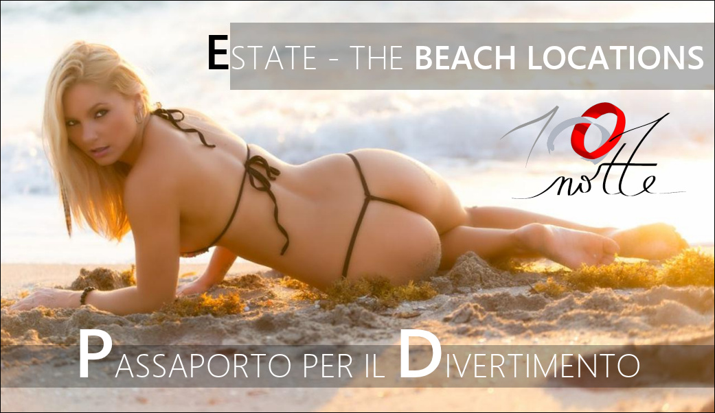 Nelle Beach Locations incontri donne a gogò!