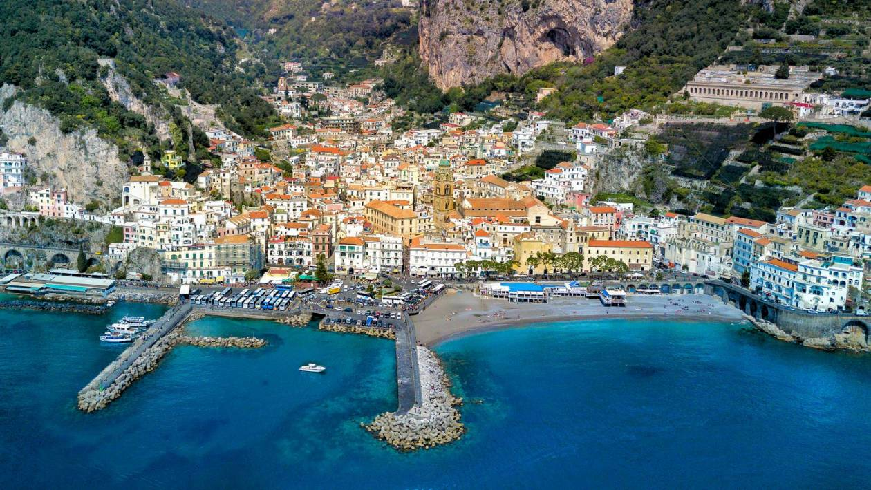 Luxury Escorts Amalfi