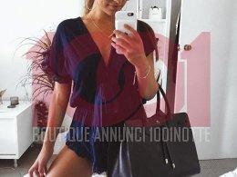 Chanel 19 anni - escort lusso Costiera Amalfitana