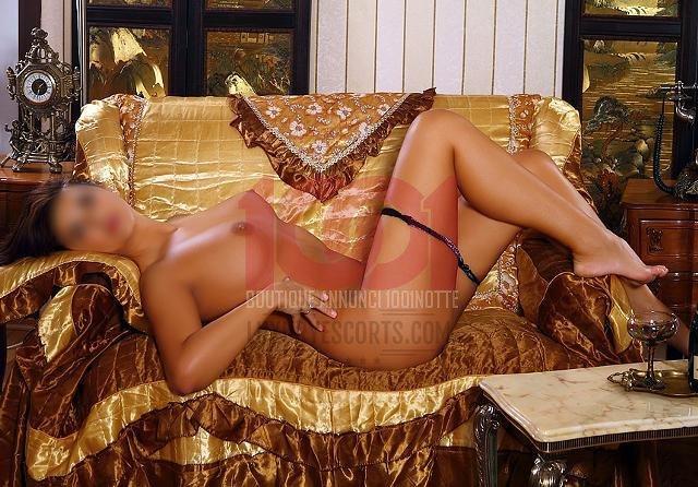 Silvana - luxury escort Cinque Terre