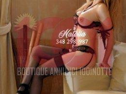 Natalia top escort Varese