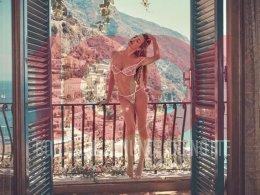 Angelina escort lusso Capri