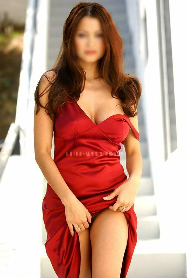 Milana escort high class Courmayeur
