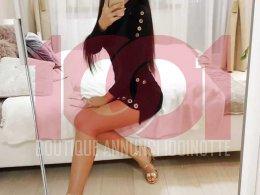 Ilona ucraina solo in Hotel