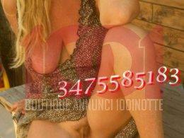 Laura Italiana Chic per Video Chiamate Erotiche